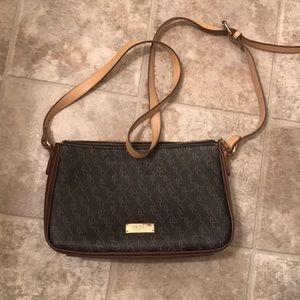 BCBG monogrammed purse